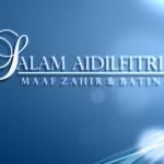 Happy Eid Mubarak!