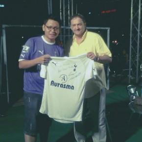 Mabbutt Meets Spurs Sabah Fans
