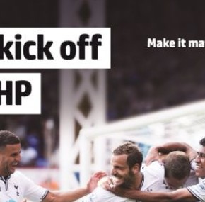 Kick Off with HP