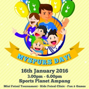 MySpurs Day 2016