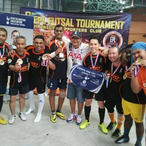 EPL FUTSAL TOURNAMENT 2016