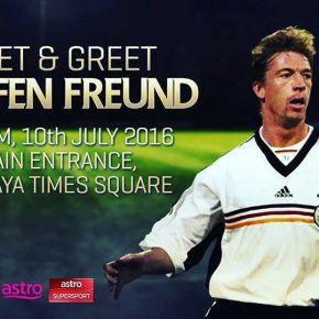 Meet & Greet with Steffen Freund