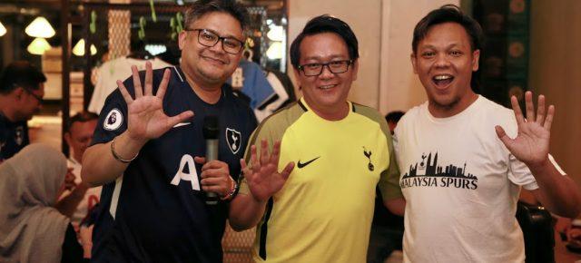 Singapore Spurs Visit Malaysia