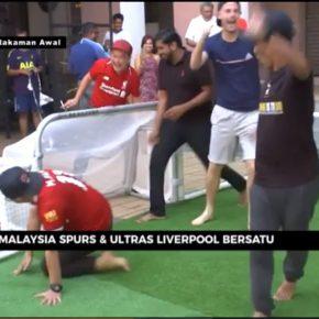 Lakeside Fan Festa: Malaysia Spurs vs Ultras Liverpool Malaysia