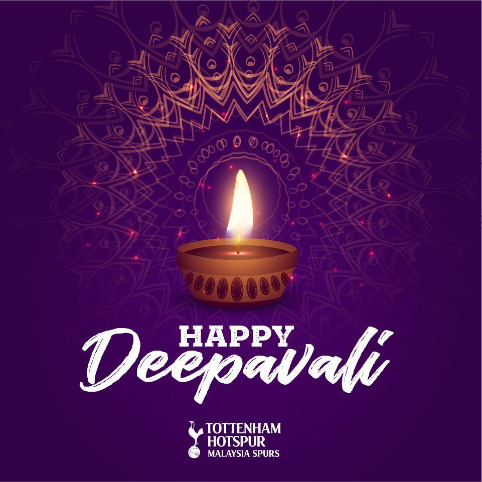 spurs happy deepavali