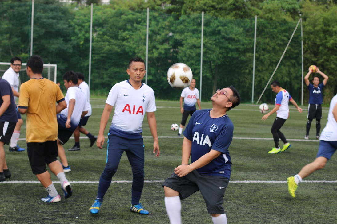 MySpurs Training 5