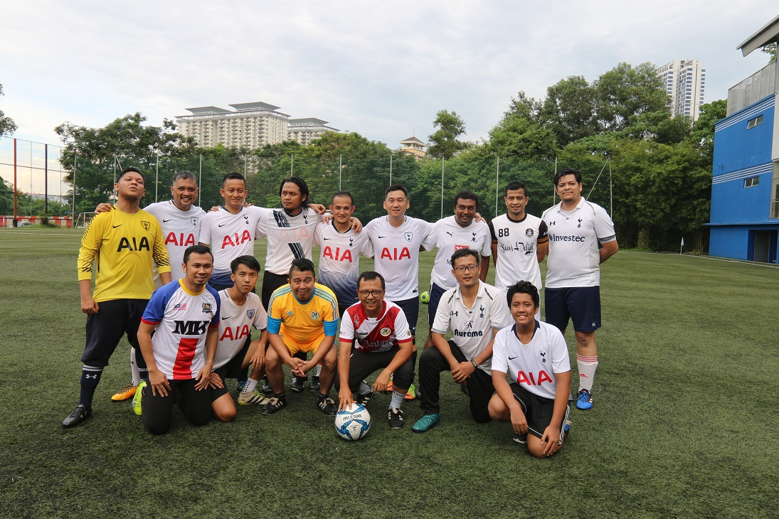 MySpurs Training 8