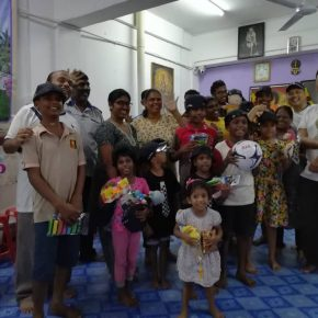 MySpurs Deepavali CSR Program
