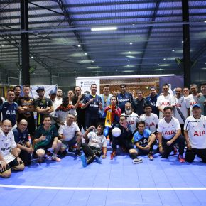 MySpurs Futsal Event