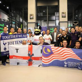 MySpurs - Football Republic MOU Signing Ceremony