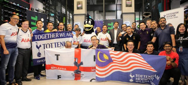 MySpurs - Football Republic MOU Signing Ceremony