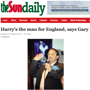 Malaysia Spurs in the media : The Sun
