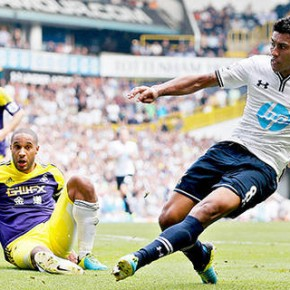 Slow and Steady! Spurs 1 Swansea 0