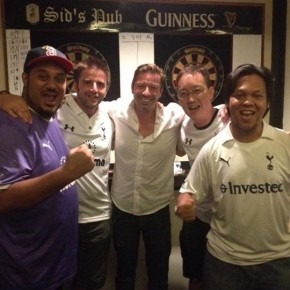 MY Spurs Bros ReUnite @Sid's Pub