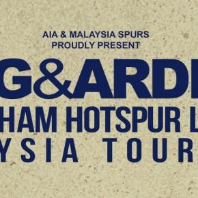 TOTTENHAM HOTSPUR LEGENDS' TOUR 2014