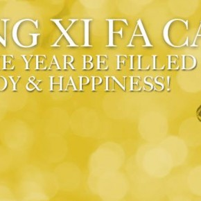 Gong Xi Fa Cai from Malaysia Spurs!