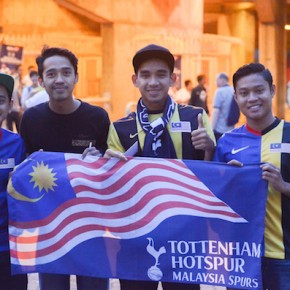 Spurs in Malaysia Tour 2015