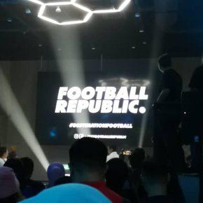 Grand Launch of Football Republic Sunway Pyramid