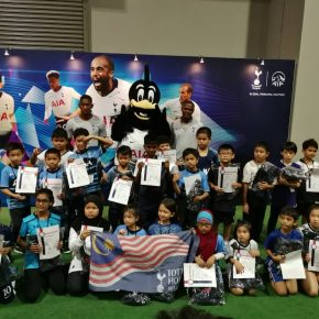 AIA VitalCity 2018 - Football Clinic for Children