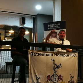 Meet and Greet with Spurs Legend, Clive Allen