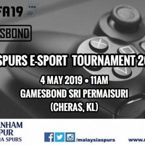 MySpurs E-Sport Tournament 2019