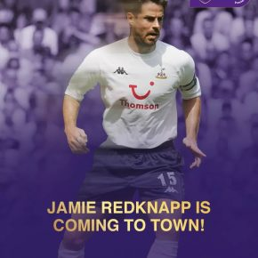 Meet Jamie Redknapp and opportunity to watch a LIVE Premier League match in UK