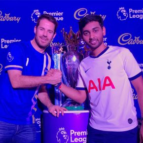 Cadbury EPL Trophy Tour - Meet & Greet with Jamie Redknapp