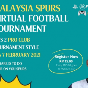 MYSPURS FIFA 21 PRO CLUB 2 VS 2 TOURNAMENT 2021